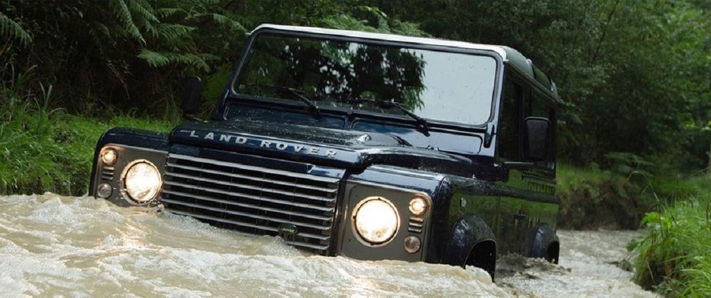 Land Rover d'occasion Spoticar